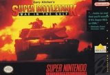 Super Battletank: War in the Gulf (Super Nintendo)